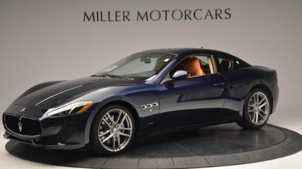 Used 2017 Maserati GranTurismo Sport for sale Sold at Pagani of Greenwich in Greenwich CT 06830 2