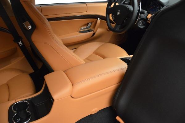 Used 2017 Maserati GranTurismo Sport for sale Sold at Pagani of Greenwich in Greenwich CT 06830 21