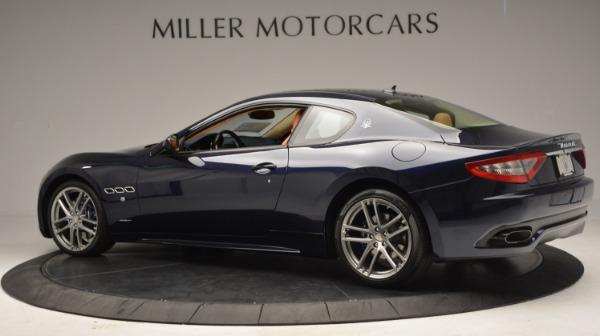 Used 2017 Maserati GranTurismo Sport for sale Sold at Pagani of Greenwich in Greenwich CT 06830 4