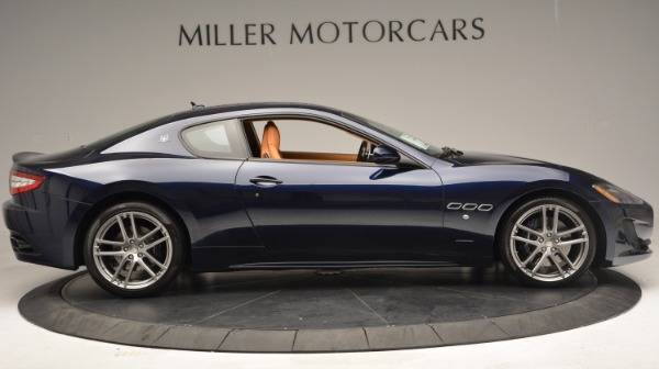 Used 2017 Maserati GranTurismo Sport for sale Sold at Pagani of Greenwich in Greenwich CT 06830 9