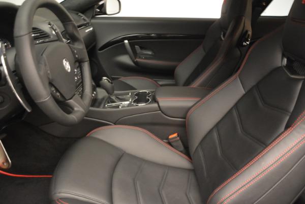 New 2016 Maserati GranTurismo Sport for sale Sold at Pagani of Greenwich in Greenwich CT 06830 14