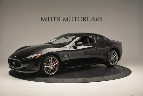 New 2016 Maserati GranTurismo Sport for sale Sold at Pagani of Greenwich in Greenwich CT 06830 2