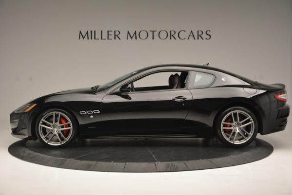 New 2016 Maserati GranTurismo Sport for sale Sold at Pagani of Greenwich in Greenwich CT 06830 3