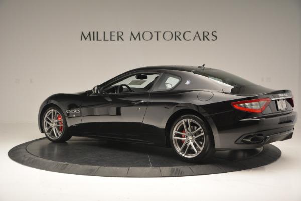 New 2016 Maserati GranTurismo Sport for sale Sold at Pagani of Greenwich in Greenwich CT 06830 4