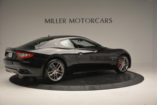New 2016 Maserati GranTurismo Sport for sale Sold at Pagani of Greenwich in Greenwich CT 06830 8