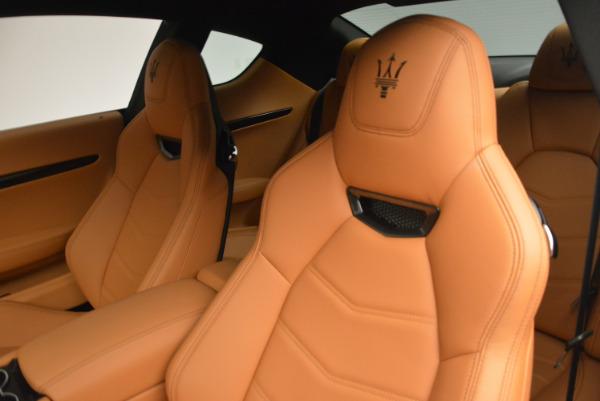 New 2017 Maserati GranTurismo Sport for sale Sold at Pagani of Greenwich in Greenwich CT 06830 15