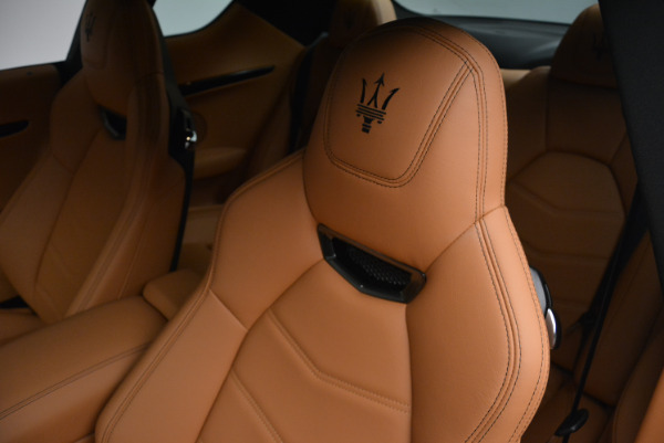 New 2017 Maserati GranTurismo Sport for sale Sold at Pagani of Greenwich in Greenwich CT 06830 18
