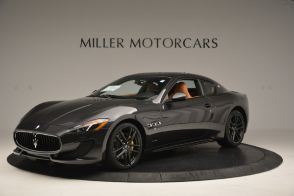 New 2017 Maserati GranTurismo Sport for sale Sold at Pagani of Greenwich in Greenwich CT 06830 2