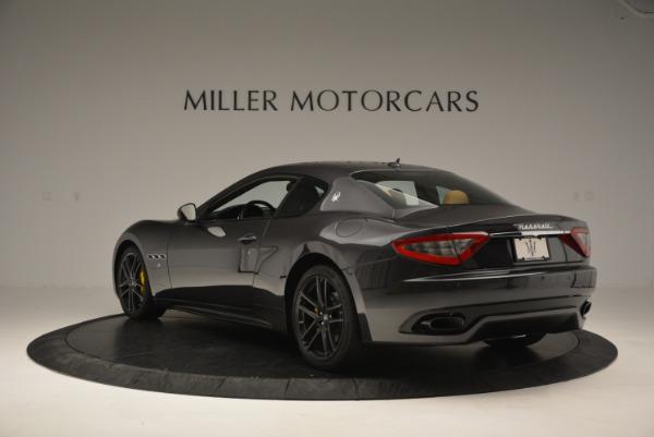 New 2017 Maserati GranTurismo Sport for sale Sold at Pagani of Greenwich in Greenwich CT 06830 5