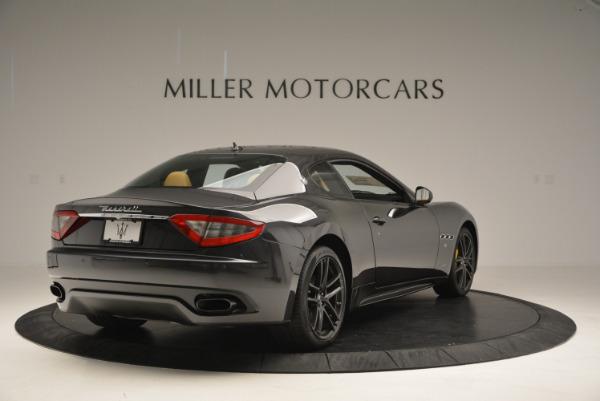 New 2017 Maserati GranTurismo Sport for sale Sold at Pagani of Greenwich in Greenwich CT 06830 7