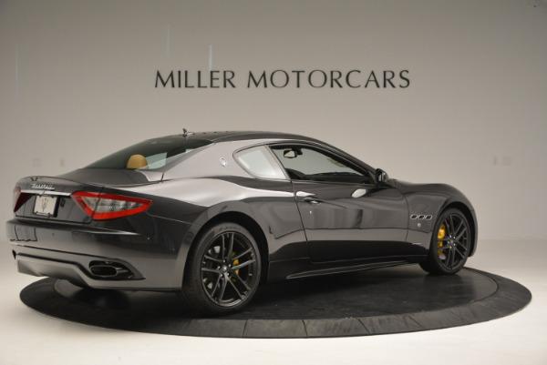 New 2017 Maserati GranTurismo Sport for sale Sold at Pagani of Greenwich in Greenwich CT 06830 8