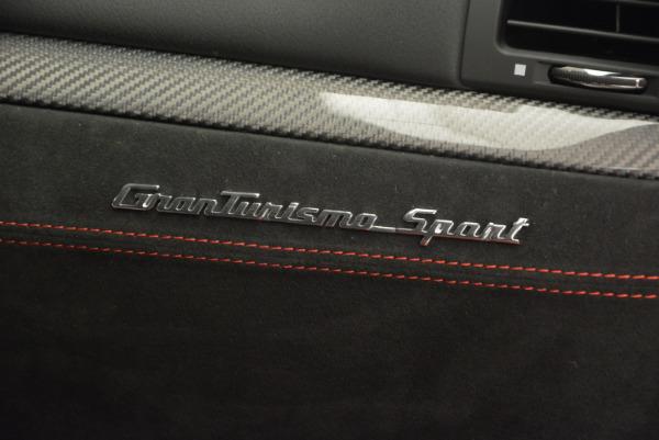 New 2017 Maserati GranTurismo Sport for sale Sold at Pagani of Greenwich in Greenwich CT 06830 26