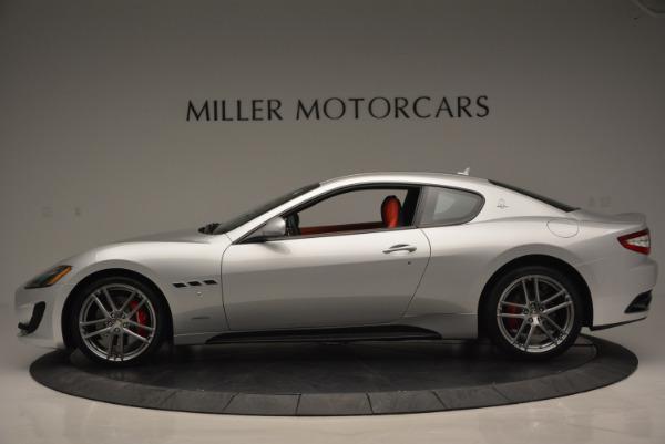 New 2017 Maserati GranTurismo Sport for sale Sold at Pagani of Greenwich in Greenwich CT 06830 3