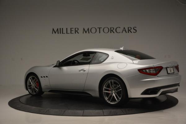 New 2017 Maserati GranTurismo Sport for sale Sold at Pagani of Greenwich in Greenwich CT 06830 4
