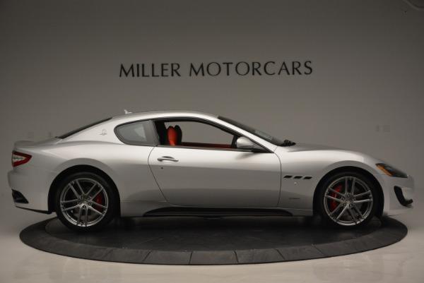 New 2017 Maserati GranTurismo Sport for sale Sold at Pagani of Greenwich in Greenwich CT 06830 9