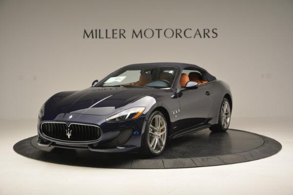 New 2017 Maserati GranTurismo Sport for sale Sold at Pagani of Greenwich in Greenwich CT 06830 14