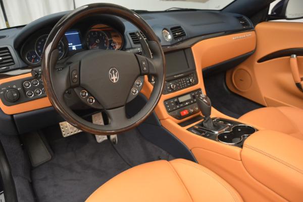 New 2017 Maserati GranTurismo Sport for sale Sold at Pagani of Greenwich in Greenwich CT 06830 20
