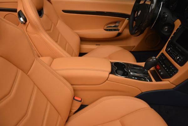 New 2017 Maserati GranTurismo Sport for sale Sold at Pagani of Greenwich in Greenwich CT 06830 27