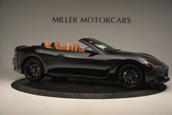 New 2017 Maserati GranTurismo MC CONVERTIBLE for sale Sold at Pagani of Greenwich in Greenwich CT 06830 10