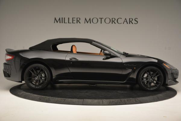 New 2017 Maserati GranTurismo MC CONVERTIBLE for sale Sold at Pagani of Greenwich in Greenwich CT 06830 13