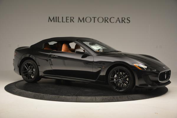 New 2017 Maserati GranTurismo MC CONVERTIBLE for sale Sold at Pagani of Greenwich in Greenwich CT 06830 14