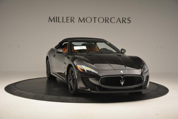 New 2017 Maserati GranTurismo MC CONVERTIBLE for sale Sold at Pagani of Greenwich in Greenwich CT 06830 16