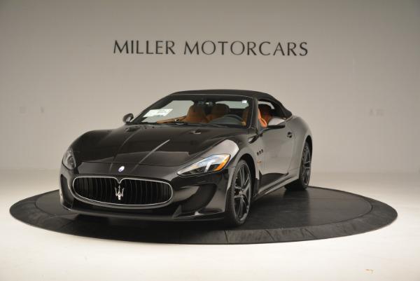 New 2017 Maserati GranTurismo MC CONVERTIBLE for sale Sold at Pagani of Greenwich in Greenwich CT 06830 18