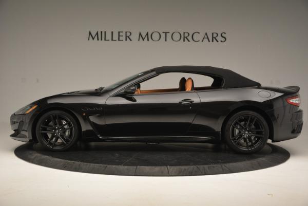 New 2017 Maserati GranTurismo MC CONVERTIBLE for sale Sold at Pagani of Greenwich in Greenwich CT 06830 20