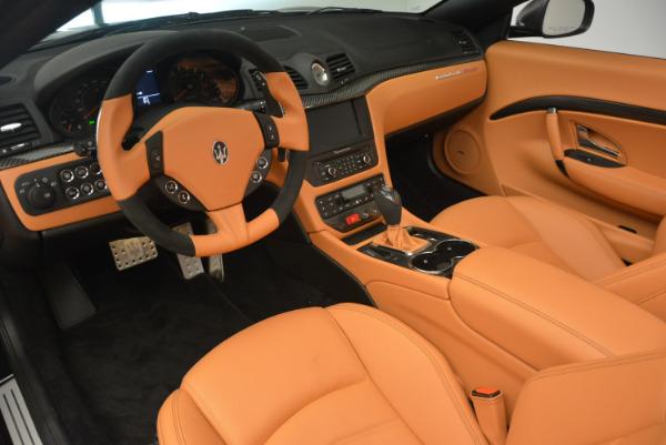 New 2017 Maserati GranTurismo MC CONVERTIBLE for sale Sold at Pagani of Greenwich in Greenwich CT 06830 21