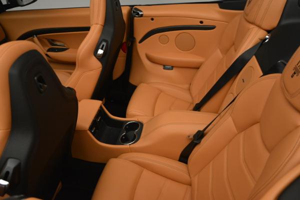 New 2017 Maserati GranTurismo MC CONVERTIBLE for sale Sold at Pagani of Greenwich in Greenwich CT 06830 25