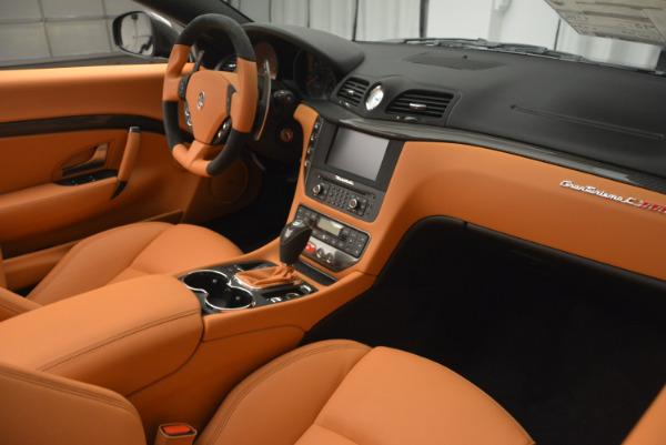 New 2017 Maserati GranTurismo MC CONVERTIBLE for sale Sold at Pagani of Greenwich in Greenwich CT 06830 27