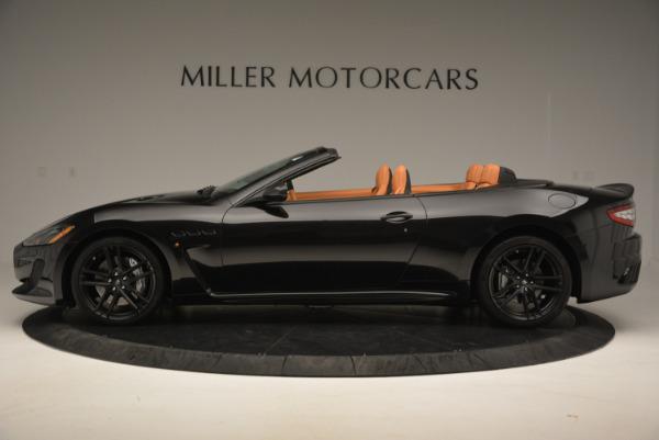 New 2017 Maserati GranTurismo MC CONVERTIBLE for sale Sold at Pagani of Greenwich in Greenwich CT 06830 3