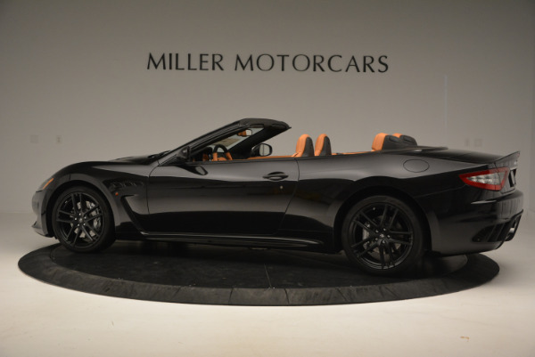 New 2017 Maserati GranTurismo MC CONVERTIBLE for sale Sold at Pagani of Greenwich in Greenwich CT 06830 4