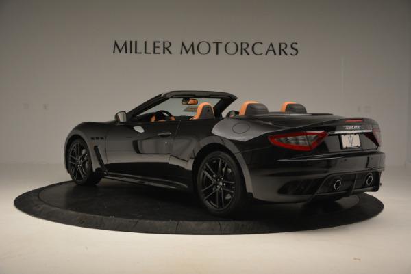 New 2017 Maserati GranTurismo MC CONVERTIBLE for sale Sold at Pagani of Greenwich in Greenwich CT 06830 5