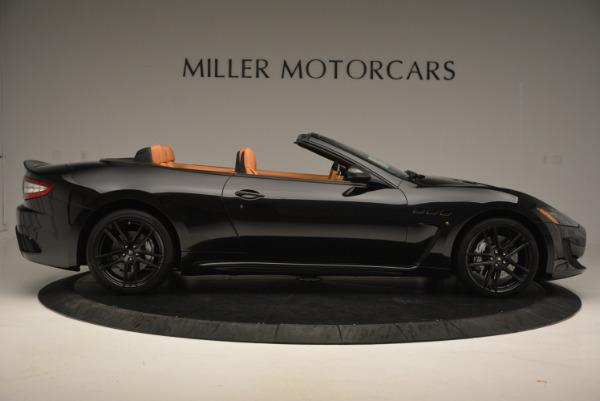 New 2017 Maserati GranTurismo MC CONVERTIBLE for sale Sold at Pagani of Greenwich in Greenwich CT 06830 9