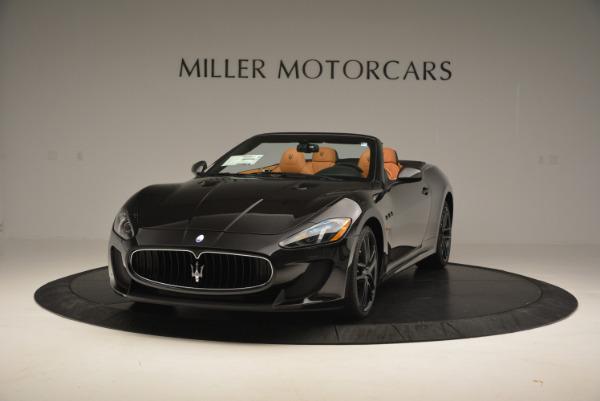 New 2017 Maserati GranTurismo MC CONVERTIBLE for sale Sold at Pagani of Greenwich in Greenwich CT 06830 1