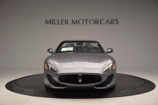 New 2017 Maserati GranTurismo Sport for sale Sold at Pagani of Greenwich in Greenwich CT 06830 10