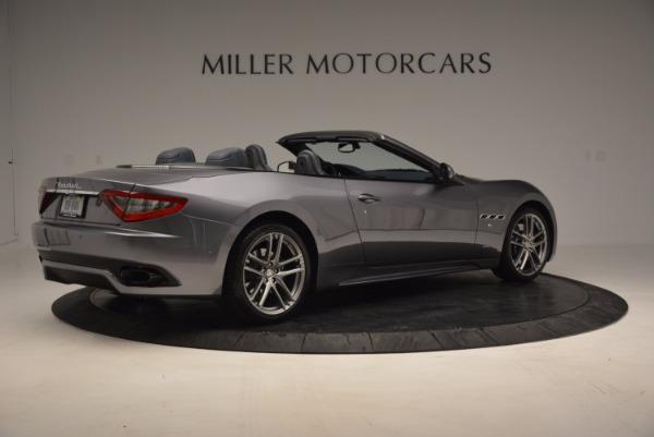 New 2017 Maserati GranTurismo Sport for sale Sold at Pagani of Greenwich in Greenwich CT 06830 6