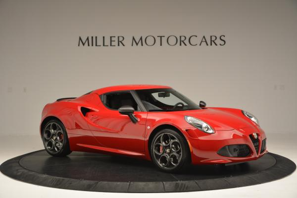 Used 2015 Alfa Romeo 4C Launch Edition for sale Sold at Pagani of Greenwich in Greenwich CT 06830 10