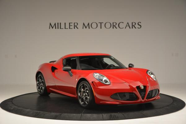 Used 2015 Alfa Romeo 4C Launch Edition for sale Sold at Pagani of Greenwich in Greenwich CT 06830 11