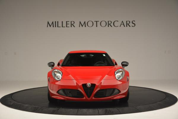 Used 2015 Alfa Romeo 4C Launch Edition for sale Sold at Pagani of Greenwich in Greenwich CT 06830 12