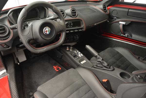 Used 2015 Alfa Romeo 4C Launch Edition for sale Sold at Pagani of Greenwich in Greenwich CT 06830 13