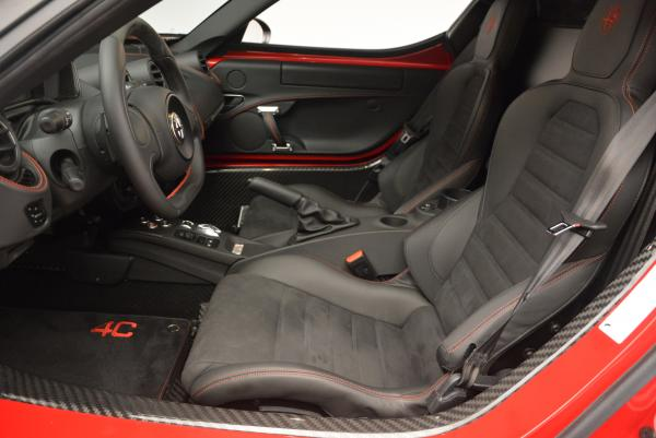Used 2015 Alfa Romeo 4C Launch Edition for sale Sold at Pagani of Greenwich in Greenwich CT 06830 14