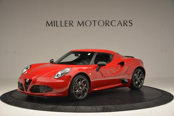 Used 2015 Alfa Romeo 4C Launch Edition for sale Sold at Pagani of Greenwich in Greenwich CT 06830 2