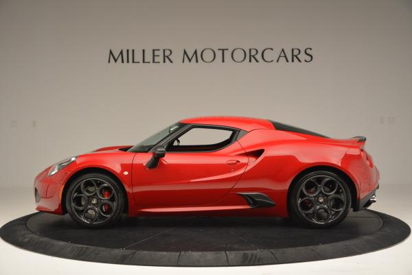 Used 2015 Alfa Romeo 4C Launch Edition for sale Sold at Pagani of Greenwich in Greenwich CT 06830 3