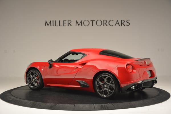 Used 2015 Alfa Romeo 4C Launch Edition for sale Sold at Pagani of Greenwich in Greenwich CT 06830 4