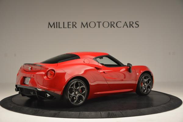 Used 2015 Alfa Romeo 4C Launch Edition for sale Sold at Pagani of Greenwich in Greenwich CT 06830 8