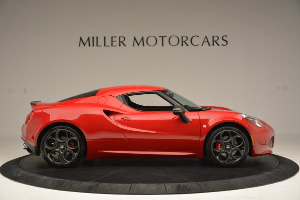 Used 2015 Alfa Romeo 4C Launch Edition for sale Sold at Pagani of Greenwich in Greenwich CT 06830 9