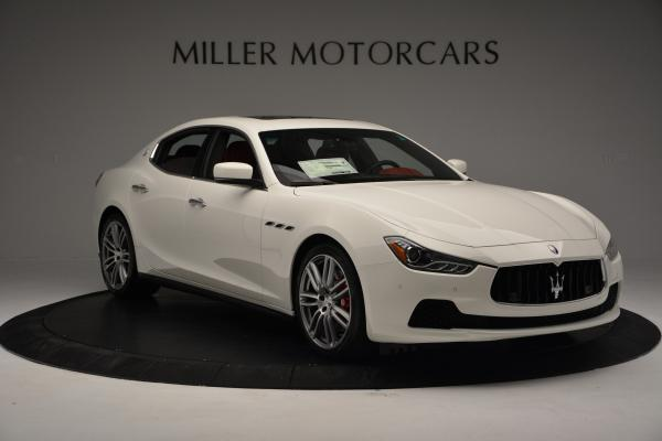 New 2016 Maserati Ghibli S Q4 for sale Sold at Pagani of Greenwich in Greenwich CT 06830 10