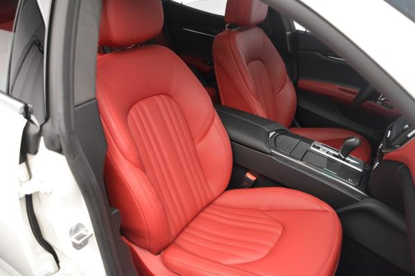 New 2016 Maserati Ghibli S Q4 for sale Sold at Pagani of Greenwich in Greenwich CT 06830 18